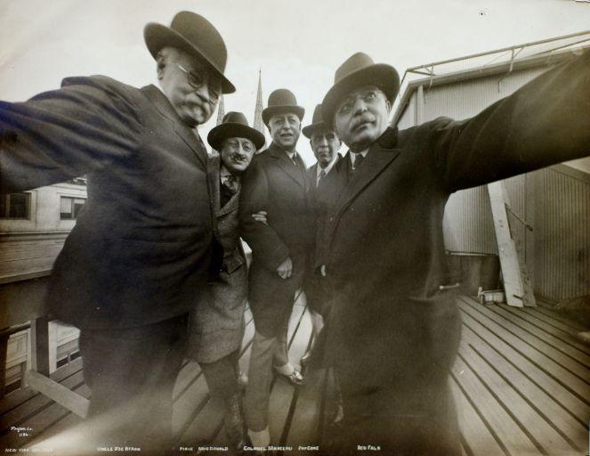 Joseph Byron Group Selfie Result