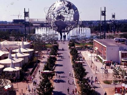 WorldsFair1964Unisphere